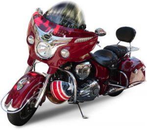 大型バイクアメリカン